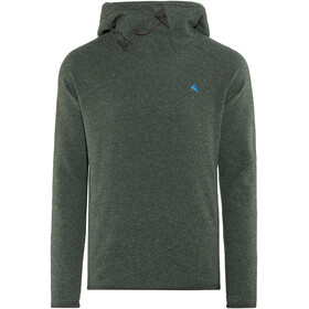 Klättermusen Falen Wooly Hoodie Men Dark Deep Sea